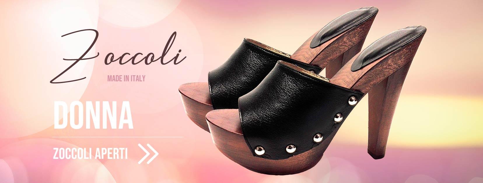Zoccoli Sabot e sandali moda estate 2019 | LA RAPIDA